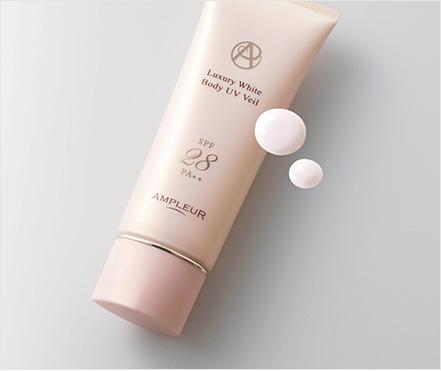 Gambar Luxury White Body UV Veil 2